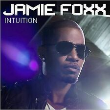 ~BACK ART MISSING~ Jamie Foxx CD Intuition (Clean) Clean