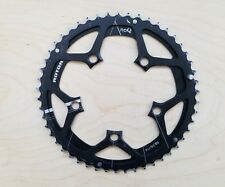 Rotor noQ 50T Road TT Tri Bike Black Chainring BCD 110 3D+ COMPACT  (CR13)