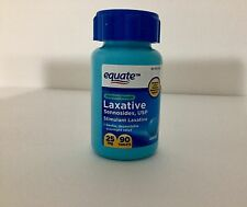 Equate Maximum Strenght Laxative. 25 Mg.90 Ct.Compare To Ex -Lax