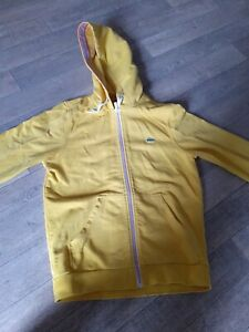 Lacoste Live Hooded Jacket Size 3 Small