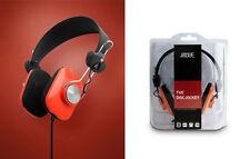 MUSE Dj MP3 Headphones ' The Discjockey ' - Black or Orange