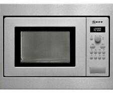 Neff H53W50N3 Microwave - Stainless Steel