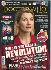 NEW SEALED RETAIL Doctor Who The Official Magazine # 559 January 2021 Issue