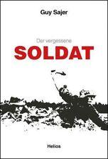 DER VERGESSENE SOLDAT Klassiker Erlebnisbricht Soldat Ostfront 2. Weltkrieg Buch