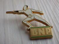 Pin's vintage épinglette Collector pins publicitaire BNP banque Lot X012