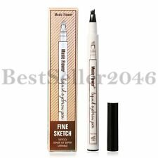 Microblading Tattoo Eyebrow Pen Long-lasting Waterproof Brow Gel for Eyes Makeup