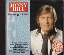CD Johnny Hill Komm gut Heim ,sehr gut,Titel 2. Foto,BMG Ariola