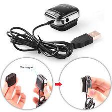 Bluetooth Magnétique FM Voiture KIt Trousse MP3 Joueur Émetteur USB Chargeur SD