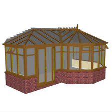 P-Shape Style/Home Conservatories