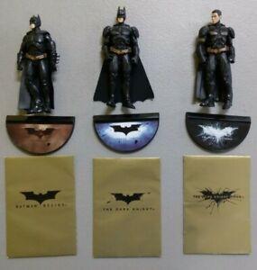 Dark Knight Trilogy Toys R Us Exclusive Premium Movie Masters Mattel 2013