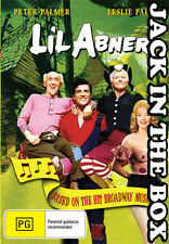 Lil Abner DVD NEW, FREE POSTAGE WITHIN AUSTRALIA REGION ALL