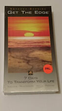 Anthony Robbins' Get The Edge VHS PAL. New