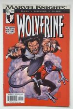 Wolverine #19 - 2004 - Rucka & Robertson