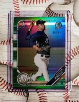 2019 Bowman Draft Baseball 1st Chrome Green Refactor SP 88/99 Antoine Kelly