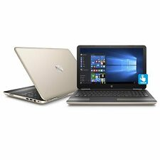 "New HP Pavilion 15.6"" TouchScreen Laptop i5-6200u 8GB RAM 1TB HDD DVD Bluetooth"
