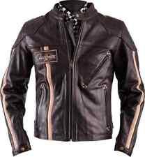 Helstons Chevignon Bolid Chaqueta de cuero moto talla 2XL