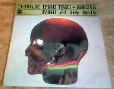 Charlie Byrd Trio Byrd en la puerta 1968 Reino Unido Riverside Estéreo Vinilo Lp