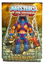 "MASTERS OF THE UNIVERSE Classics_MAN-E-FACES 6"" figure_Exclusive Limited Edition"