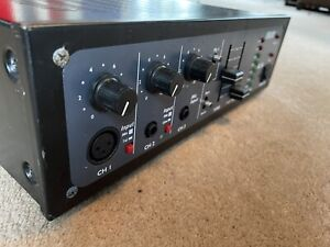 Adastra A56 Pa Powered Mixer Amplifier 100v Line amp