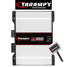 Taramps HD 3000 1 Ohm Amplifier Car HD3000 3K Watts Taramp's Amp Full Range Mono