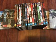DVD Disc $4.95 Mixed Movies Genres Region 4 Bundle Fast Delivery