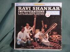 Ravi Shankar Improvisations World Pacific Stereo LP Record SEALED SCARCE SEE