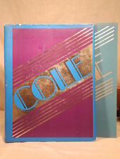 """""""COLE"""" a Book/COLE PORTER's Life,Works,Wife, Friends, Stagecraft, Songs/1972"""