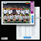 Equipe BULGARIE BULGARIA Team Лъвовете World Cup FRANCE 98 - Fiche Football 1998