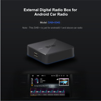 Portable Digital Audio Broadcasting Receiver DAB+ Box Fit For Android Car Radio
