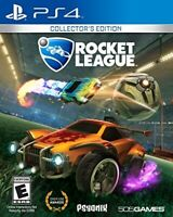 PLAYSTATION 4 PS4 GAME ROCKET LEAGUE COLLECTOR'S EDITION BRAND NEW AND SEALED
