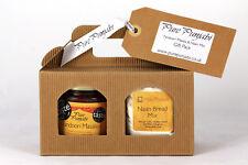 Pure Punjabi Premium Quality Hand-made Tandoori Masala & Naan Kit, BBQ Marinade