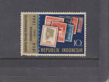 INDONESIA-1964-STAMP CENTENARY ISSUE-SG 1013-MINT-SMALL FAULTS-$2-freepost