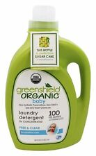 Green Shield Organic - Baby Laundry Detergent Free and Clear - 100 oz.