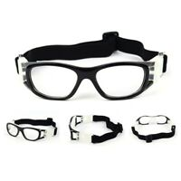 3Color Kids Basketball Training Glasses Frame Sports  Eyewear Outdoor Goggles.