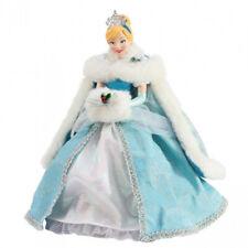 Disney Enesco Departmen56 Weihnachtsbaumspitze Prinzessin Cinderella 6004047