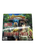 Terrifying Tales 3 Amazing Hidden Object Games (PC, 2017) New! 10 Game Mega Pack