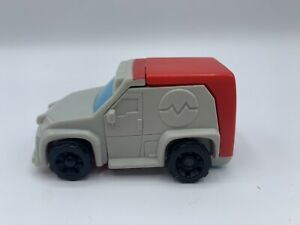 2008 Transformers Animated McDonald's Happy Meal Toy Ratchet Figure/Vehicle