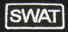 SWAT Iron-on Patch/Badge S.W.A.T. For T-Shirt Cap Vest Mask Uniform Glove 25P