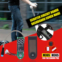 Dashboard Bluetooth Circuit Board With Screen Cover For Xiaomi M365 Scooter Pro
