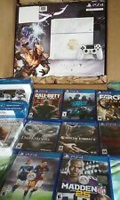 PS4 Destiny LE BUNDLE + 9 Games, Camo Controller + FREE LAPTOP!! ALL BRAND NEW!!