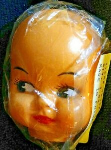 12 Doll Faces 3 inches  Mask Sealed #12357-B