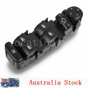 Master Window Switch Control 6554.HA Front Right For Citroen C4 Mk1 2004-2015