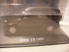 voiture 1/43 eme IXO ALTAYA Classics MERCEDES-BENZ G500 V8 1993