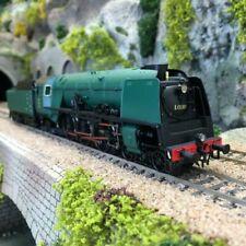 Märklin 39480 SNCB EP III H0 1:87 Locomotive à Vapeur L030 - Verte