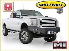 2008-2010 Ford F250/F350 SmittyBilt M-1 Truck Front Bumper w/FOG LIGHTS! 612830