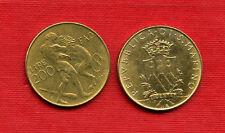 1979 - LOTTO/M23913 - SAN MARINO - 200 LIRE FAO LOTTA COL LEONE