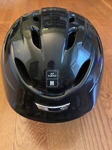 Giro Decade Womens Girls Ski and Snowboard Helmet Medium Black M Used