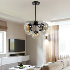 Glass Pendant Light Modern Ceiling Lamp Kitchen Chandelier Lighting Bar Lights