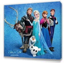 Disney Frozen  canvas picture ready to hang