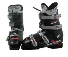 Rossignol Flash Ski Boots Mondo 24.5 Mens 6.5 Womens 7.5 - USED